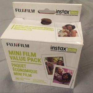 Instax Mini Film - 60 exposures